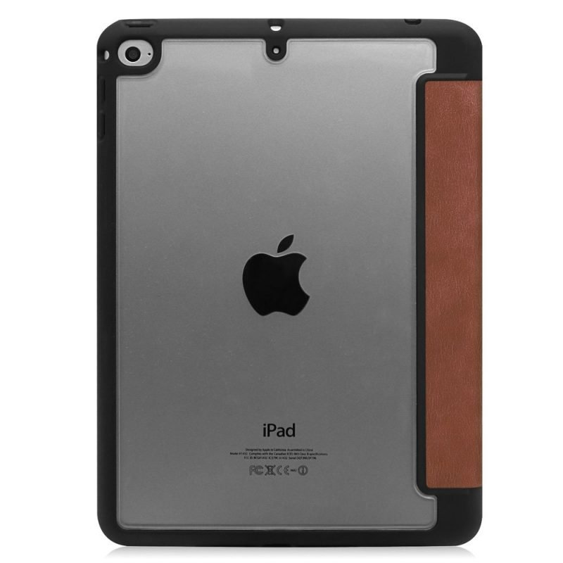 camel leather ipad case / cover wholesale