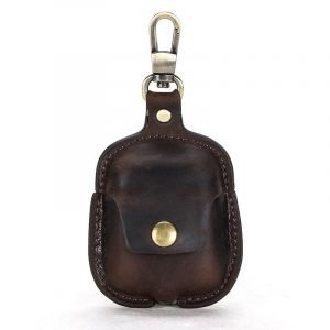 wholesale airpod case leather