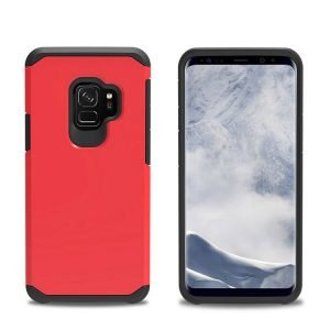 best seller of phone cases for samsung S9, red