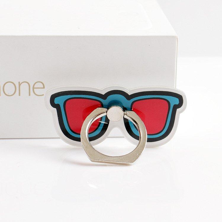 phone grip ring custom, cute