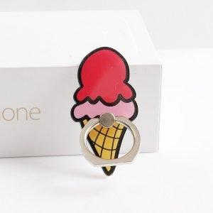 cute icecream phone grip stand