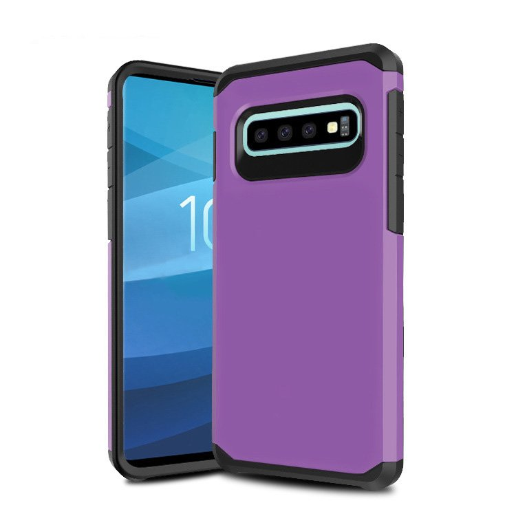 wholesale samsung phone cases - purple s10e