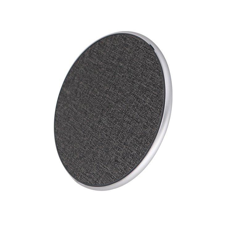 wholesale wireless charging pad grey