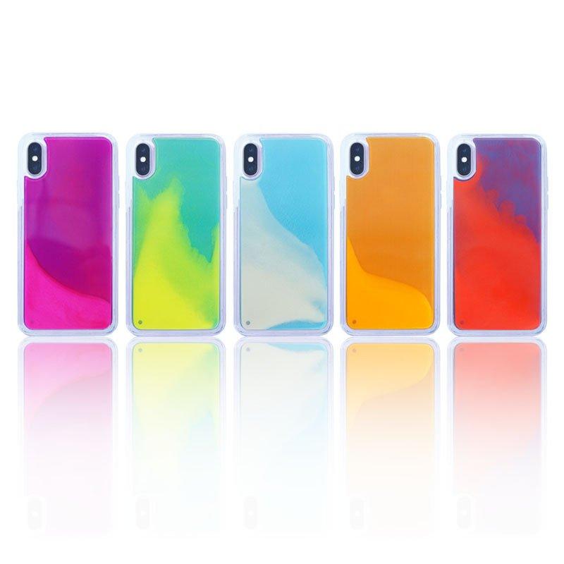glitter iphone case wholesale liquid sand
