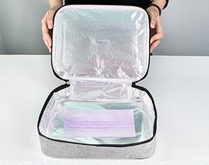 uv sanitizer bag