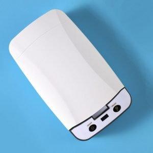 uv sanitizer box in white