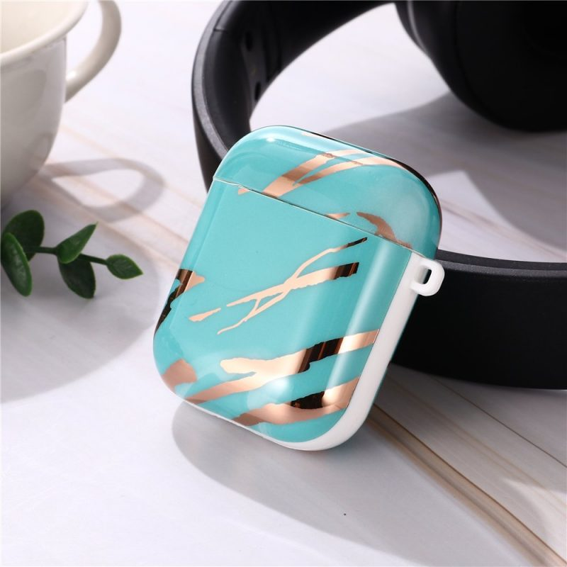 wholesale marble airpods case
