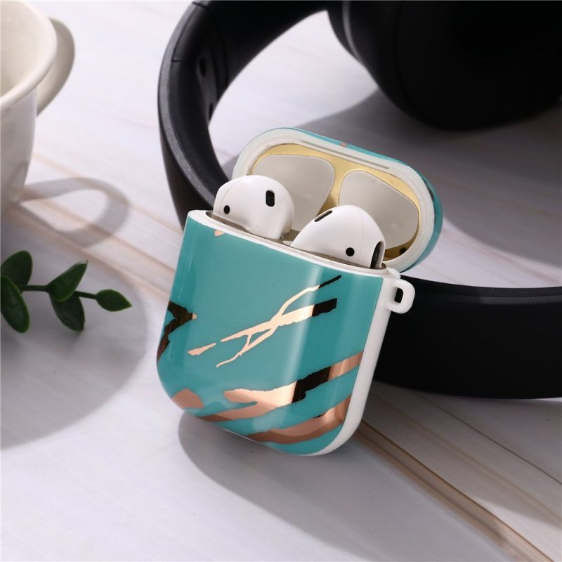 wholesale airpods covers, marble, lovingcase