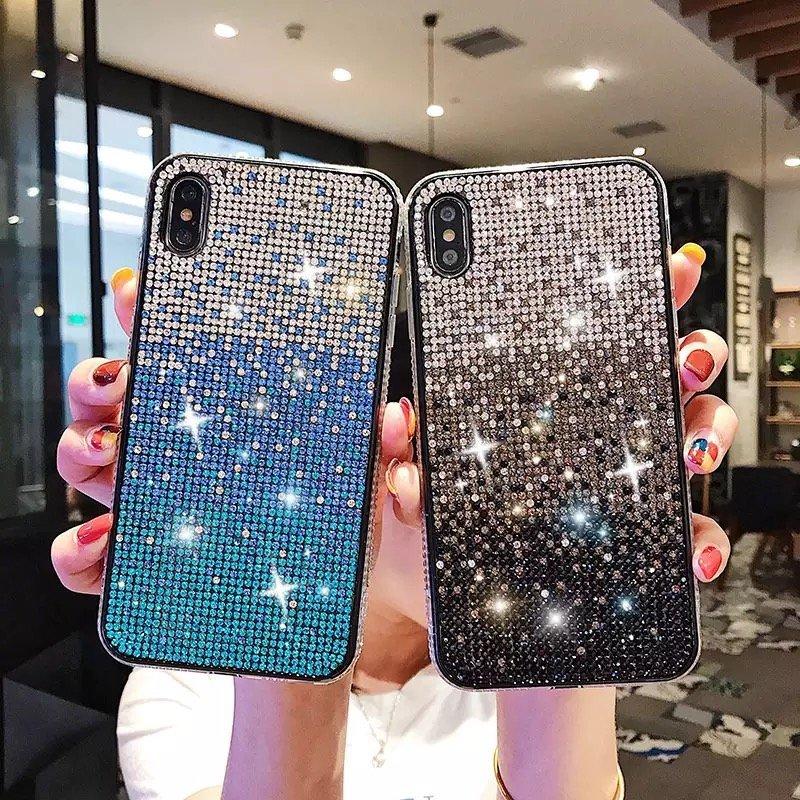 bling glitter iphone cases