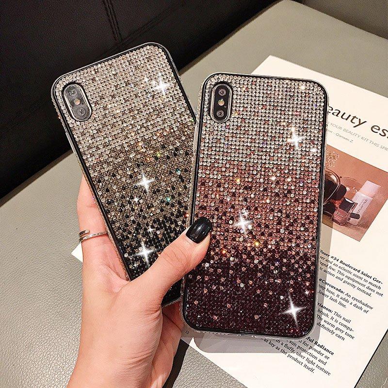 wholesale bling iphone xr case