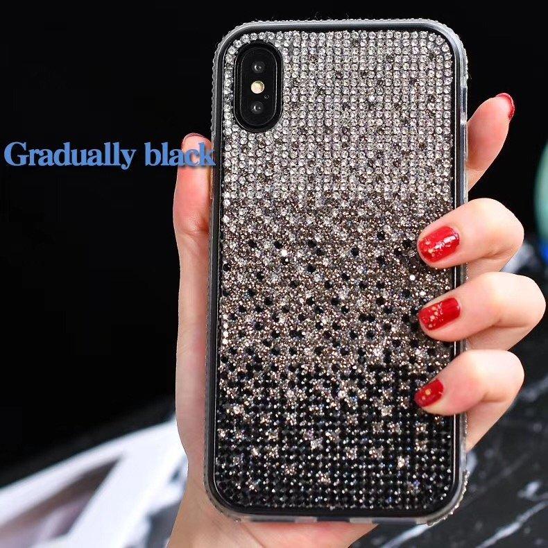 glitter bling cell phone case