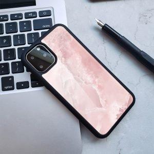 rosy marble iphone cases - wholesale -lovingcase.com