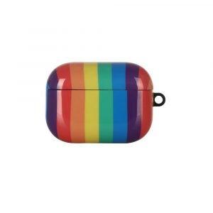 airpods pro case - rainbow - lovingcase