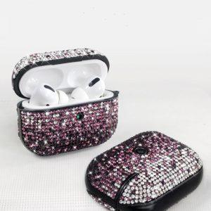 glitter bling airpods pro case - lovingcase
