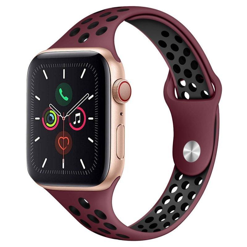sporty athleisure apple watch bands, lovingcase
