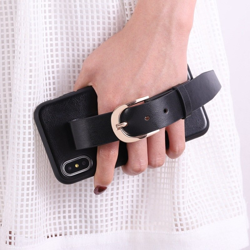 black leather iphone cases - wholesale supplier -lovingcase
