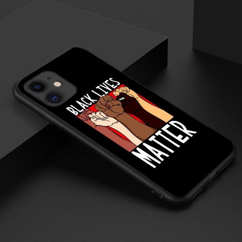 BLACK LIVES MATTER IPHONE 8P CASE WHOLESALE