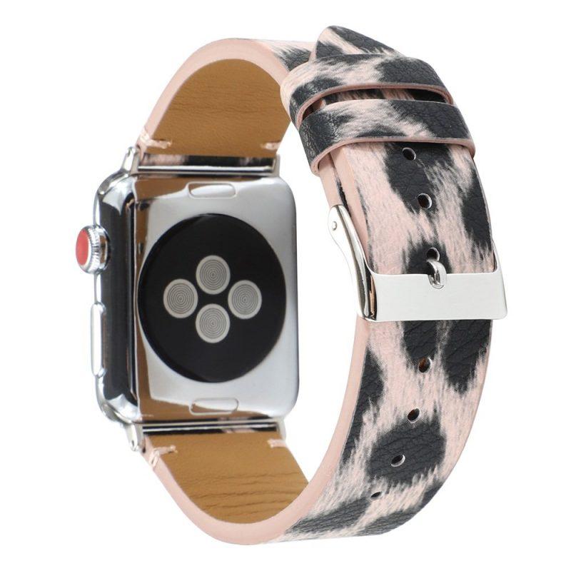 leopard apple watch band - lovingcase wholesale supplier