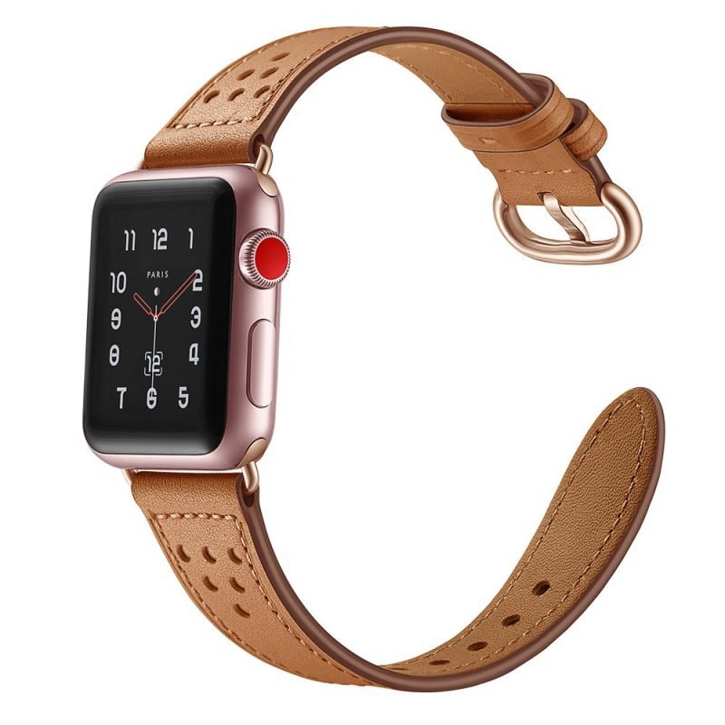 camel leather apple watch band wholesale