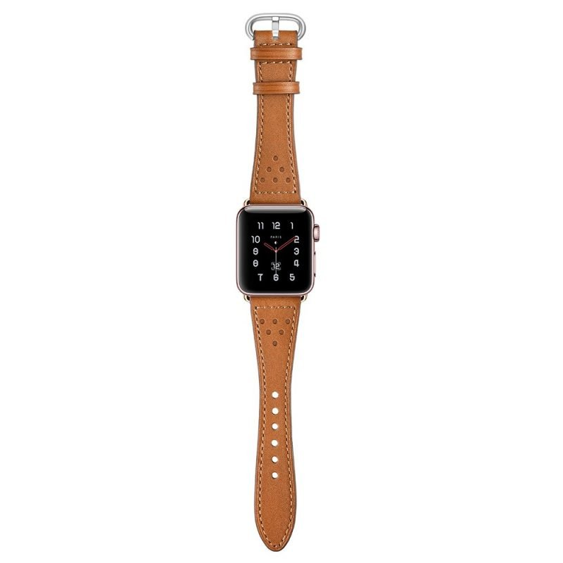 leather apple watch band manufacturer