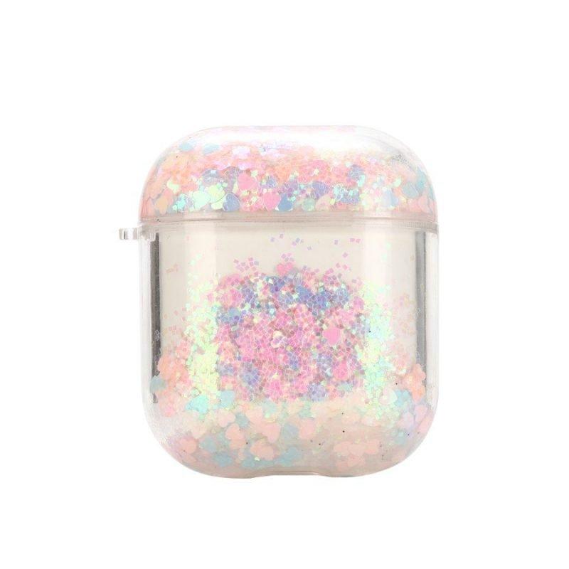 glitter airpods case pink - wholesale supplier