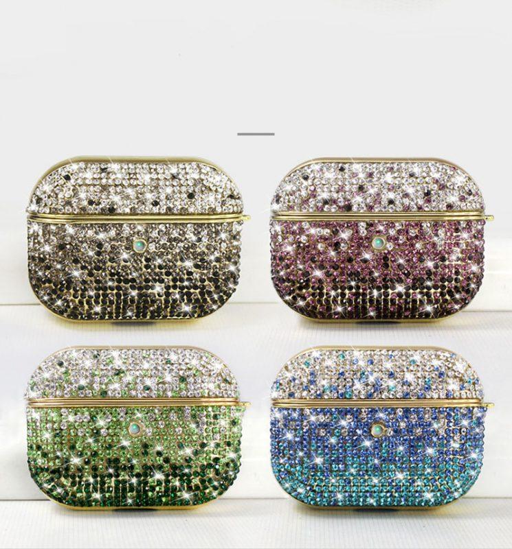 airpods case wholesale supplier - glitter - lovingcase