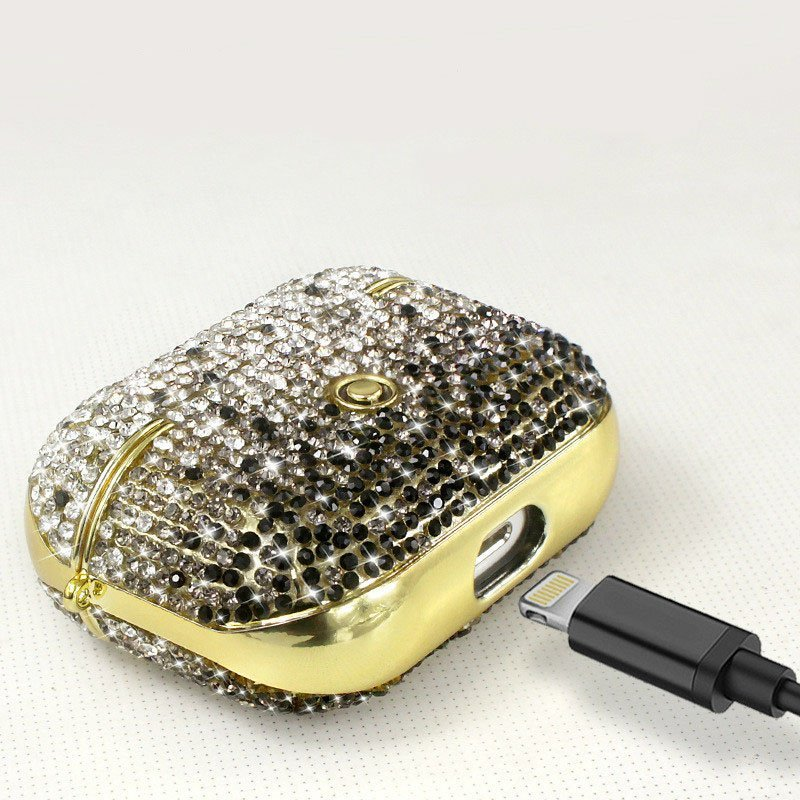 airpods pro case-bling