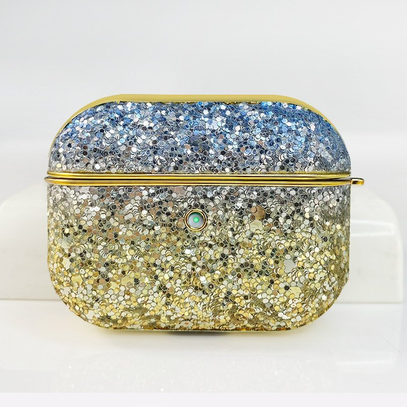 airpods case wholesale, lovingcase, glitter