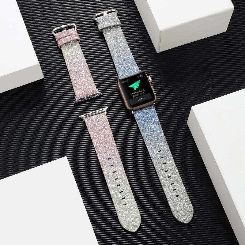 glitter apple watch band - wholesale - lovingcase