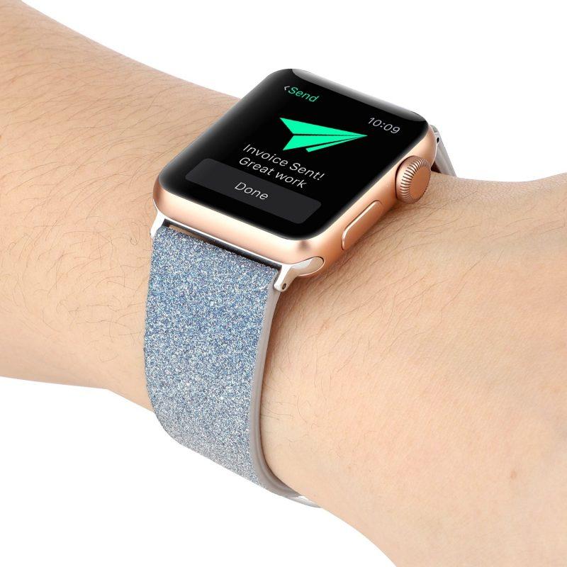 glitter apple watch band - wholesale supplier -lovingcase