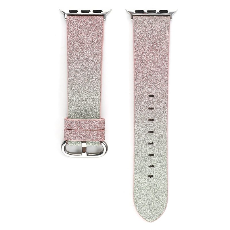 glitter pink apple watch band - lovingcase wholesale supplier