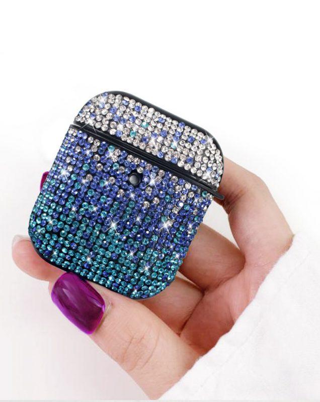 best seller airpods case bling bling