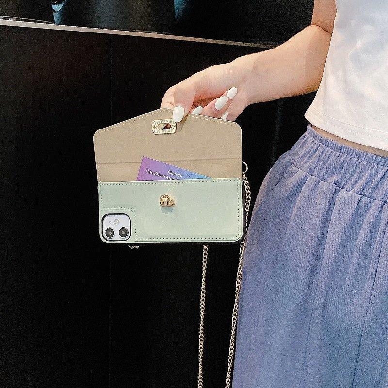 wholesale leather phone case purse / wallet , lovingcase
