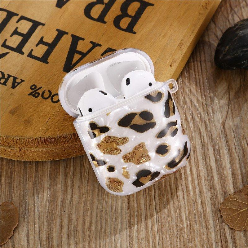 leopard airpods case- wholesale supplier