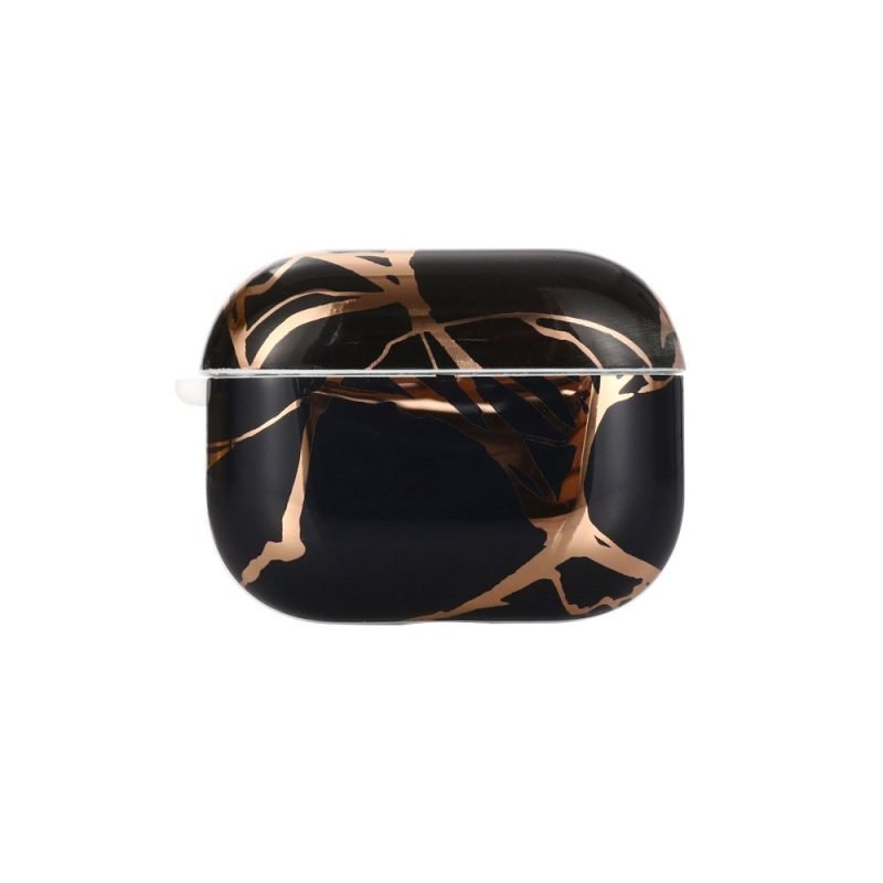 black marble airpods pro cover - lovingcase wholesale