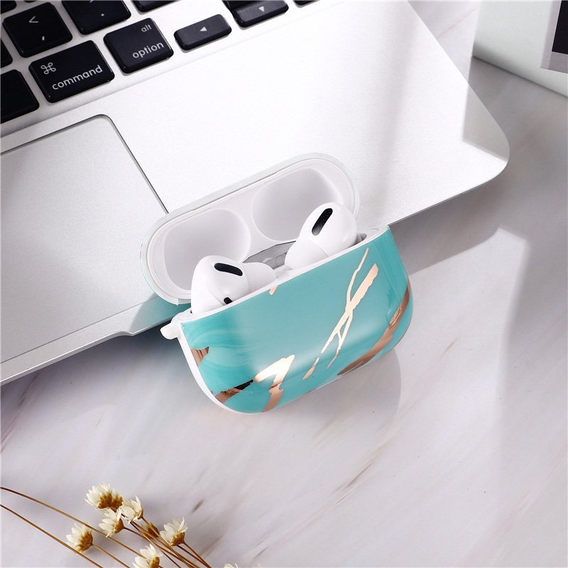 blue marble airpods pro cover - lovingcase wholesale