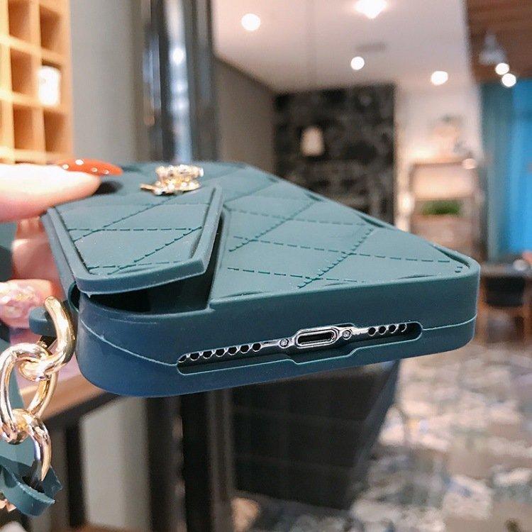 iphone cases in silicone mini handbag style