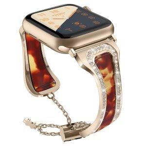 tortoiseshell apple watch band wholesale supplier - lovingcase