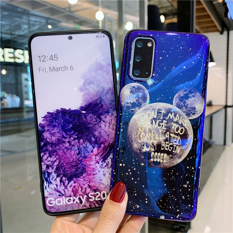 bluelight phone case - samsung case vendor, wholesaler
