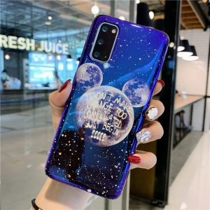 bluelight galaxy samsung phone case for note - wholesale lovingcase
