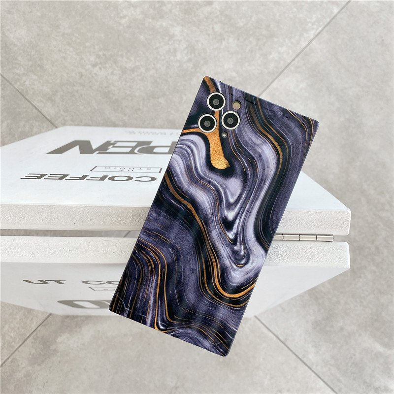 wholesale 2020 best selling square iphone cases