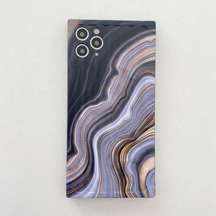 art style print square iphone cases wholesale- lovingcase