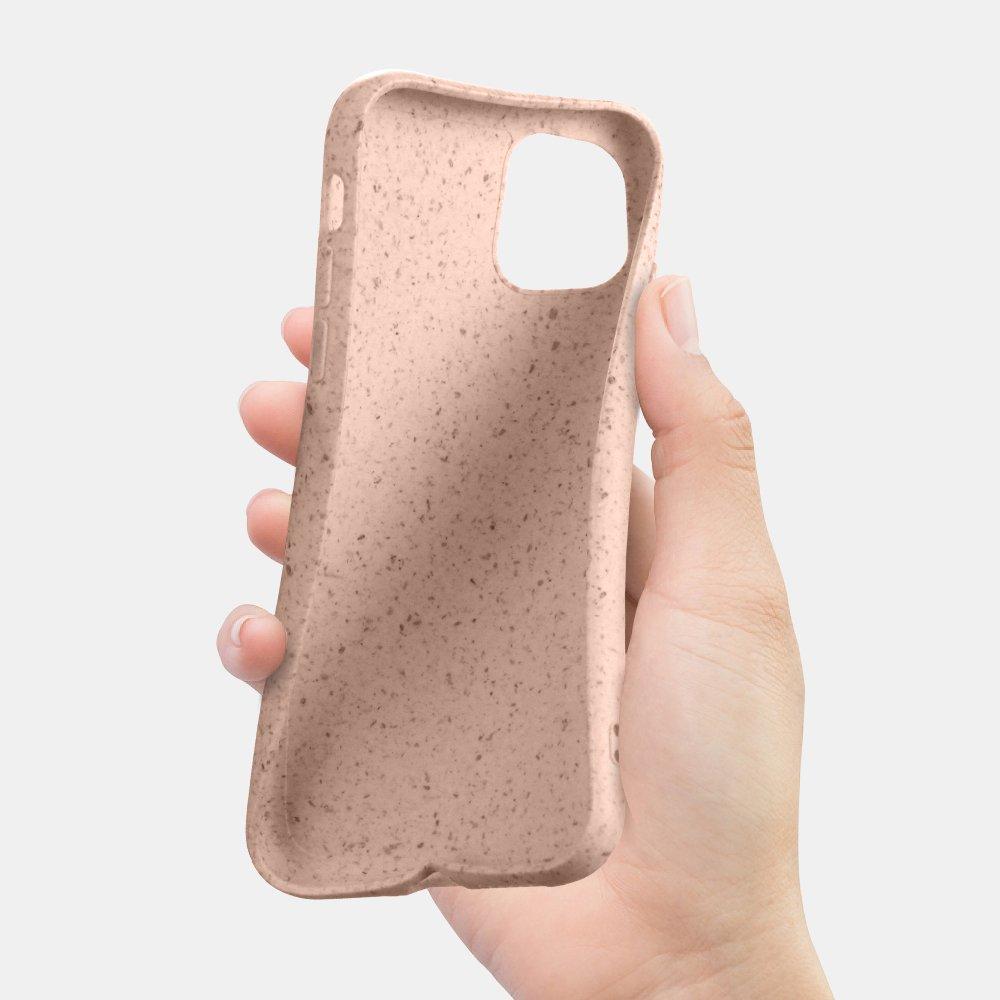compostable pink iphone 11 case, lovingcase wholesale