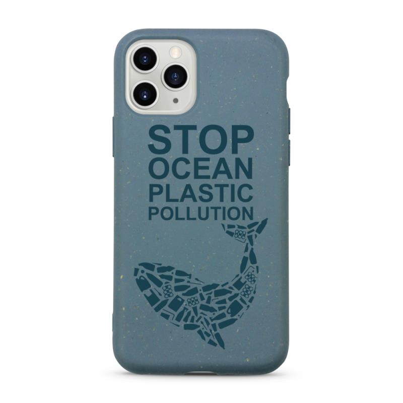100% biodegradable iphone case with print pattern