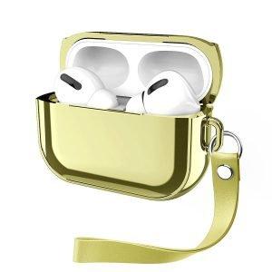 gold airpods case , 1/2 generation, pro case, lovingcase
