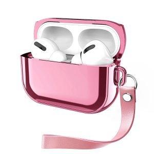 rose gold airpods pro case, wholesaler / manufacturer, lovingcase