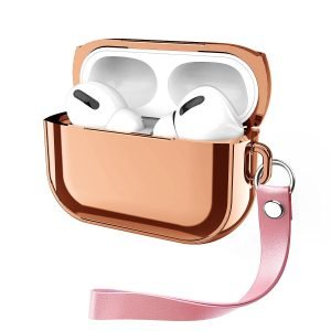 rose gold airpods case wholesale / custom