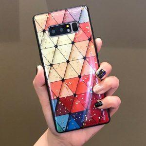 epoxy square phone case samsung