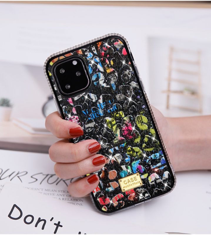 glitter iphone case wholesaler, lovingcase, iphone 11 case