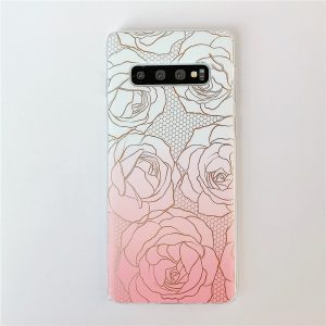 fashion phone cases for samsung / huawei - pink - wholesale - lovingcase